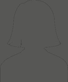 Umriss eines weiblichesn Profiles